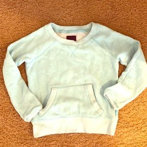 Light blue GAP sweater!